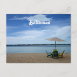 Bahama Beach Postcard