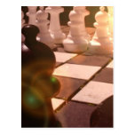 Chess Grandmaster Postcard