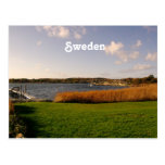 Coastal Sweden Postcard