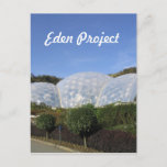Eden Project Postcard