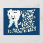 Funny Prosthodontists Apparel Postcard