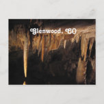 Glenwood Caverns Postcard
