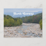 North Conway Wilderness Postcard