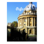 Oxford Architecture Postcard