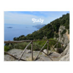 Path of Gods Amalfi Postcard