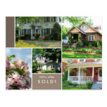 Real Estate Postcards Many Homes / Houses 2
