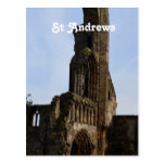 Ruins of St Andrews Postcard