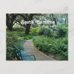 South Carolina Park Postcard